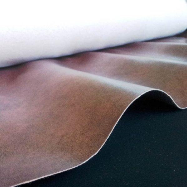 Material de piel sintética. Piel sintética Brandy
