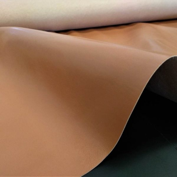 Piel sintética Camel