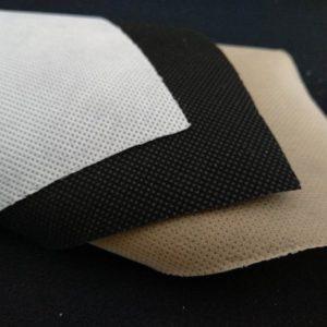 Material de Polipropileno Creta. Material sintético.