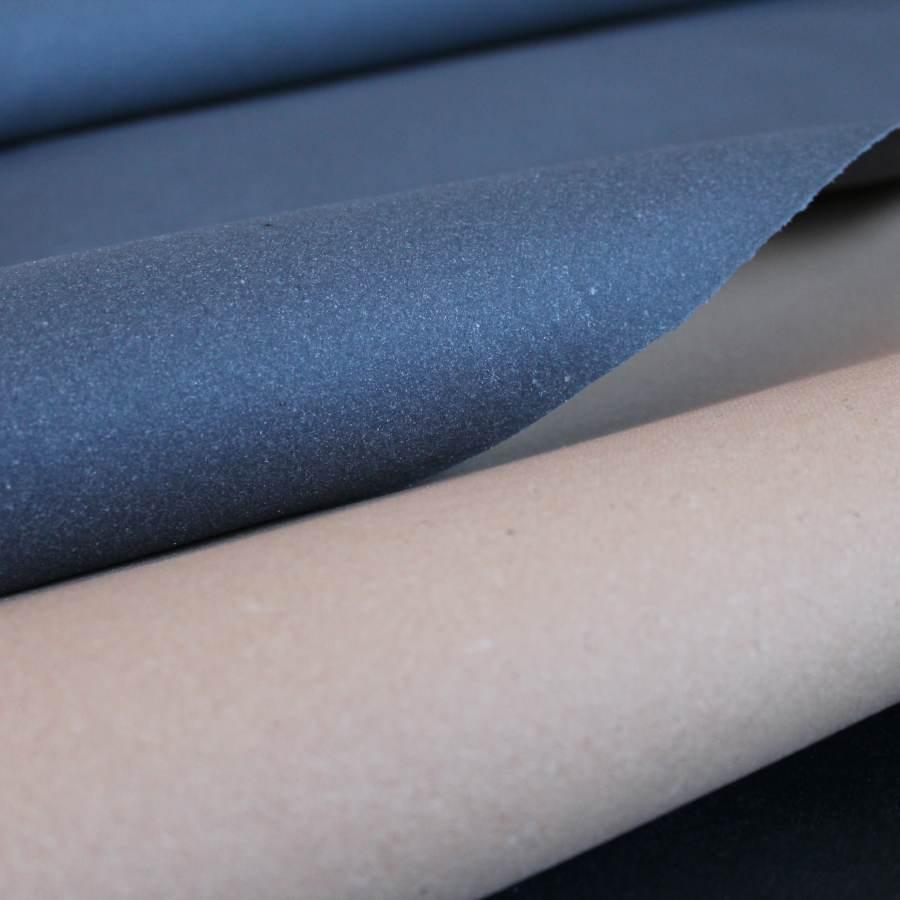 Cuero regenerado para bolsos y cinturones