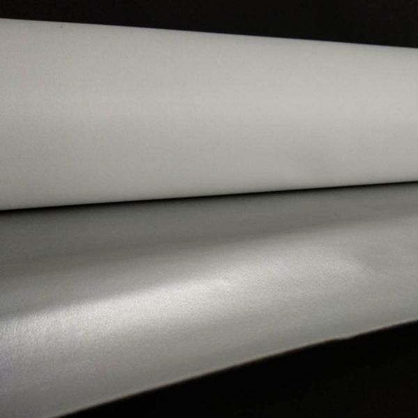 Teruel metalizado plata opaco