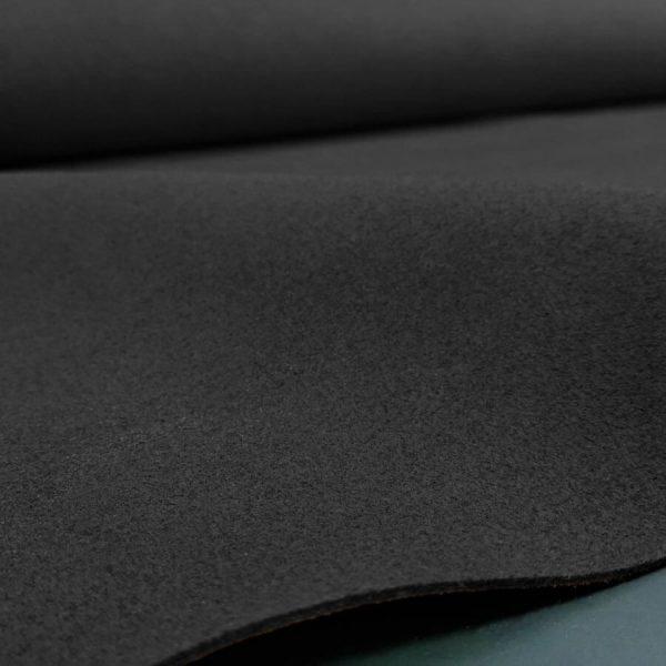 Material Microfibra negro