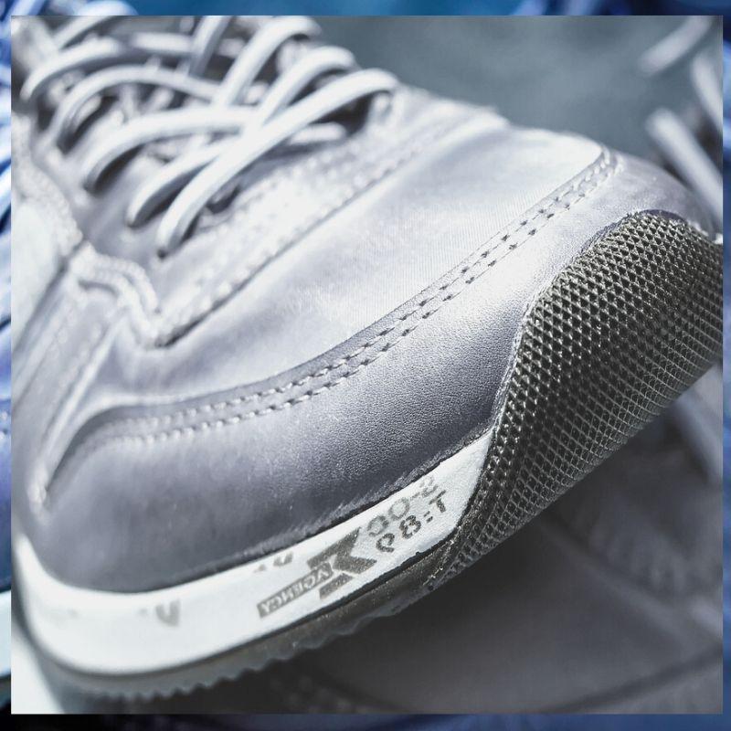 Materiales reciclados para el calzado.